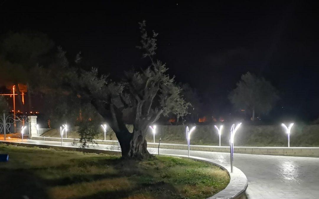 Illuminazione Vialetto LED con Lampioni Giardino di Design